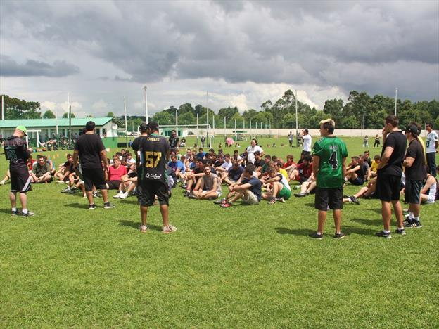 Aprovados no Tryout do Coritiba Crocodiles