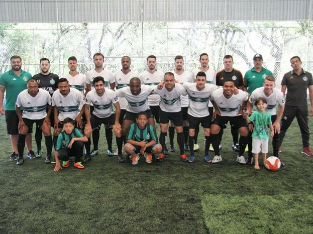 Coritiba Fut7 se classifica para Mundial