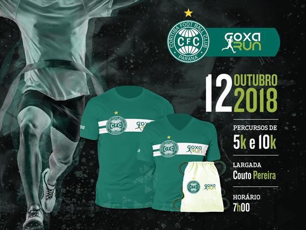 Retiradas dos kits Coxa Run